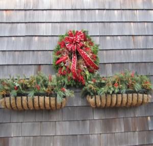 Christmas Windowbox 1