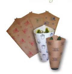 Paper Plant Cover