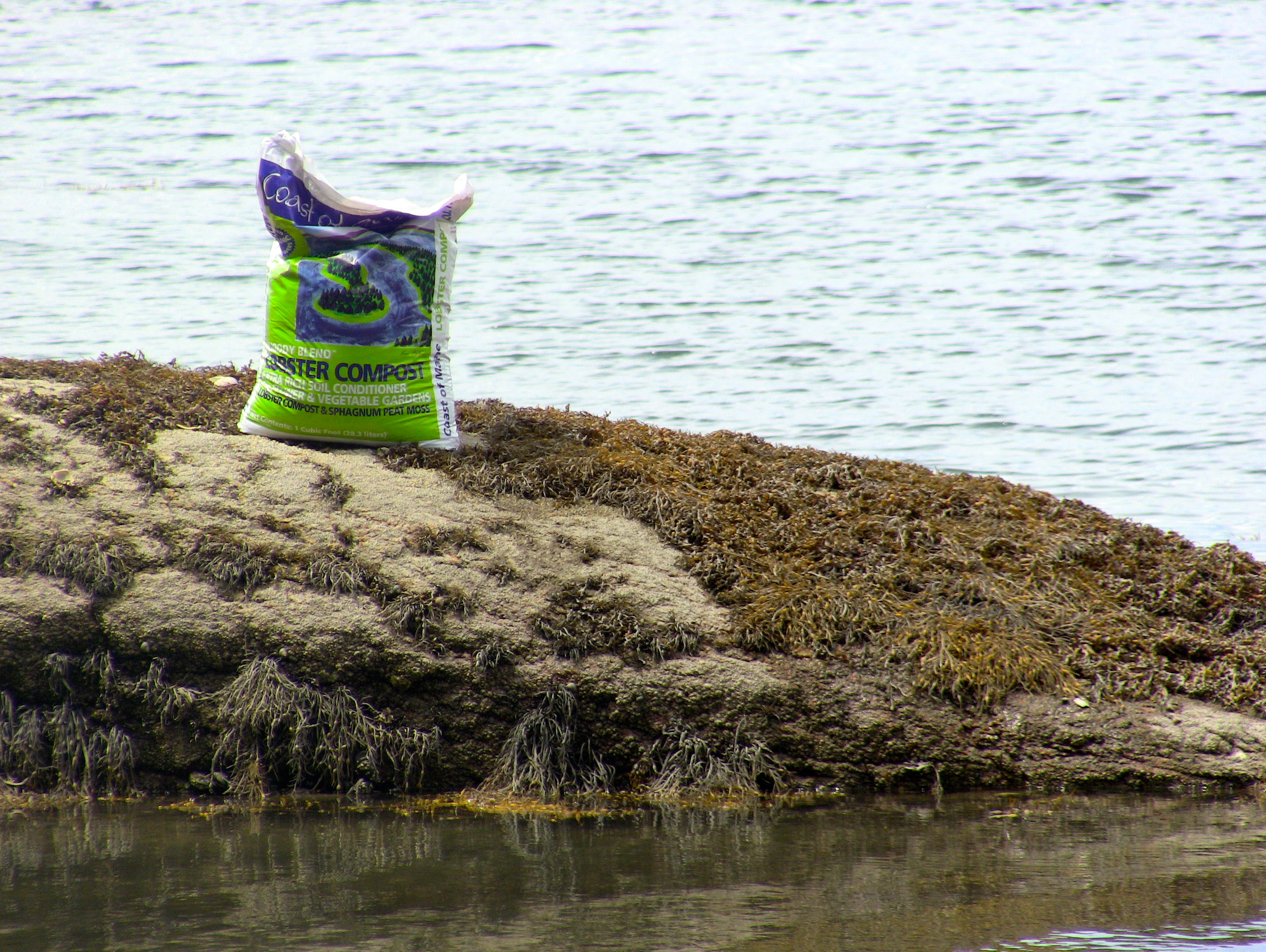 Quoddy Blend Lobster Compost - Coast of Maine Organic Products