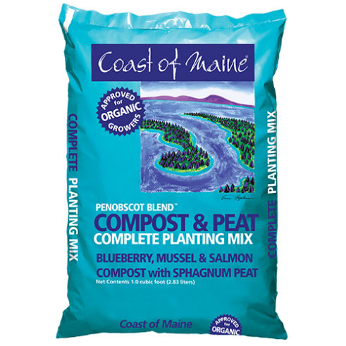 Penobscot Blend Compost Peat Coast Of Maine Organic Products