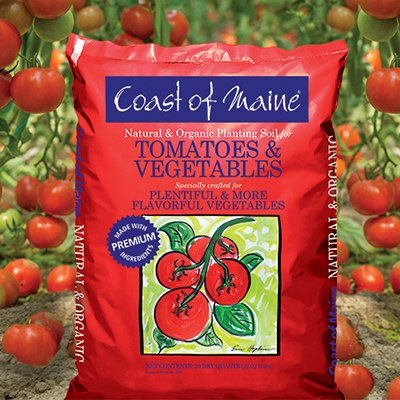 NEW- Tomato & Vegetable Planting Soil